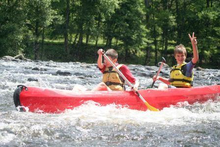 Canoë et Kayak
