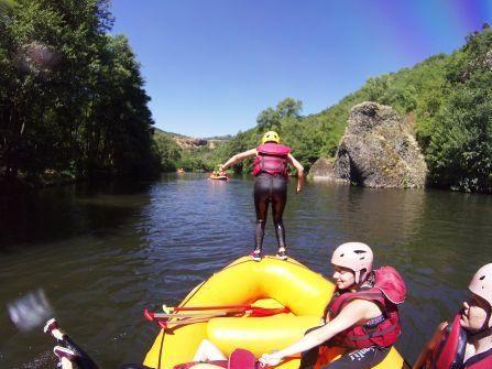 saut rafting